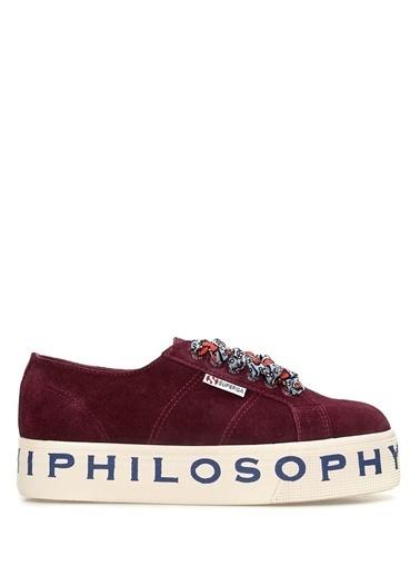Superga Sneakers Bordo
